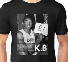 Kobe 81 Unisex T-Shirt