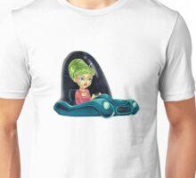 space travel Unisex T-Shirt