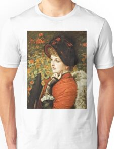 James Tissot - Type Of Beauty  Unisex T-Shirt