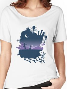 howls moving castle Women's Relaxed Fit T-Shirt