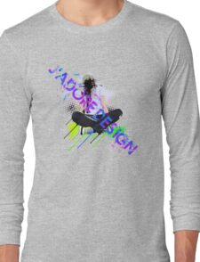 J'adore Design: Be Seated Long Sleeve T-Shirt