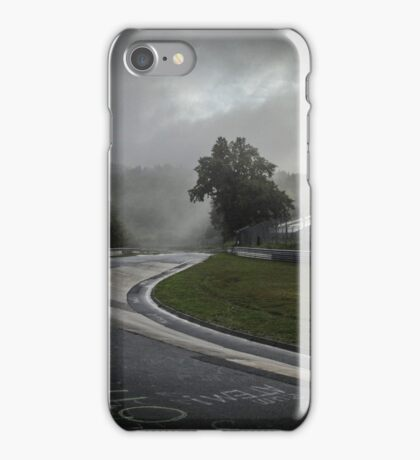 Stormy Karussell iPhone Case/Skin