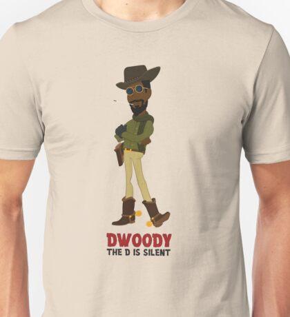 Dwoody (titled) Unisex T-Shirt