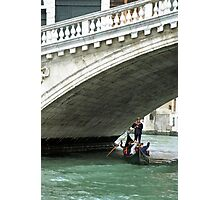 Under the Rialto Photographic Print