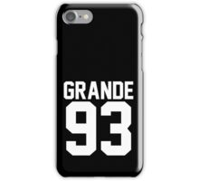 #ARIANAGRANDE iPhone Case/Skin