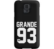 #ARIANAGRANDE Samsung Galaxy Case/Skin