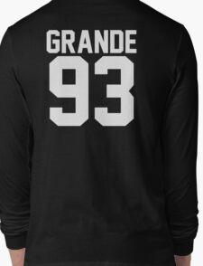 #ARIANAGRANDE Long Sleeve T-Shirt