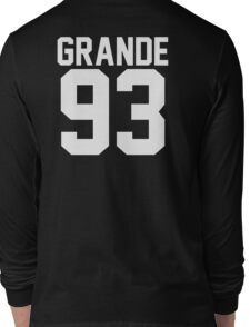 #ARIANAGRANDE Long Sleeve T-Shirt