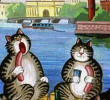 SPB_CATS #1 Sticker