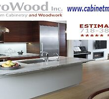 Manhattan Cabinetry New York by cabinetmakerny