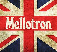 Mellotron (Logo) by ixrid