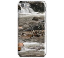 Streaming Down Latourell ©  iPhone Case/Skin