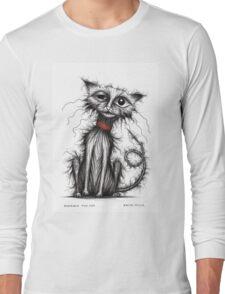 Horrible the cat Long Sleeve T-Shirt