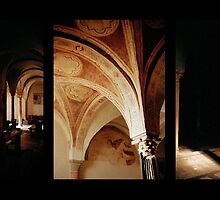 San Miniato, Florence by Tiffany Dryburgh