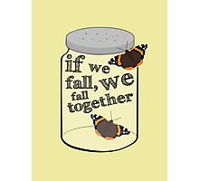 The Butterfly Jar Photographic Print
