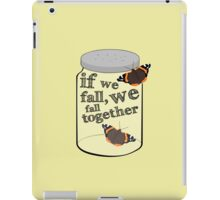 The Butterfly Jar iPad Case/Skin