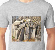 Firewood Unisex T-Shirt