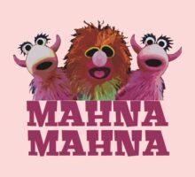 Mahna Mahna by NaranjaElPesca