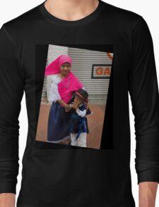 Cuenca Kids 826 Long Sleeve T-Shirt