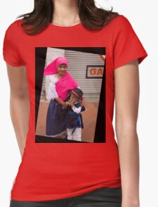 Cuenca Kids 826 Womens Fitted T-Shirt