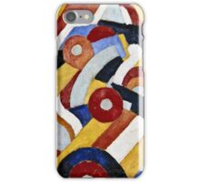 Marsden Hartley - Abstraction  iPhone Case/Skin