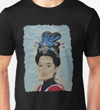 Oriental Woman Unisex T-Shirt