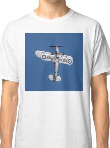 Hawker Fury I K5674 G-CBZP Classic T-Shirt