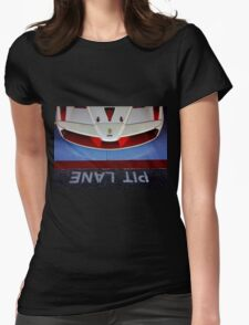 Ferrari Fxx Womens Fitted T-Shirt