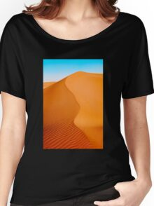 dune Women's Relaxed Fit T-Shirt
