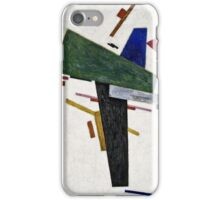 Kazimir Malevich - Untitled  iPhone Case/Skin