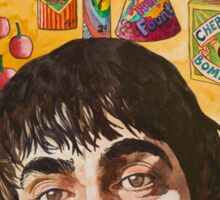 Keith Moon : light blue touch paper.. Sticker