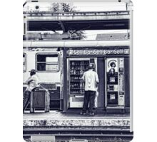 Train Station Lucca Italy iPad Case/Skin