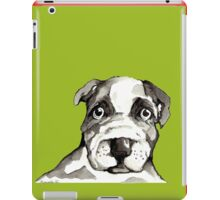 Bullie iPad Case/Skin