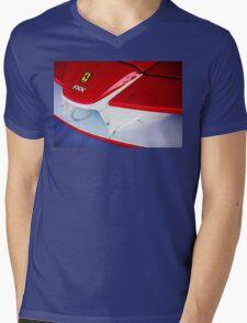 Ferrari Fxx Mens V-Neck T-Shirt