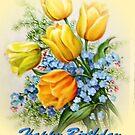 Happy Birthday by Ana Belaj