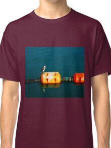 Penguin at Apollo Bay Classic T-Shirt