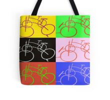 Chain bike composition 3 Tote Bag