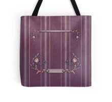 Purplish-Red Upholstery Tote Tote Bag