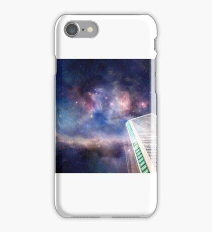 sky building iPhone Case/Skin