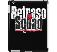 Retraso Squad Podcast iPad Case/Skin