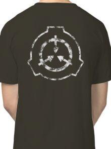 SCP Foundation Symbol Classic T-Shirt