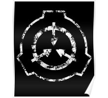 SCP Foundation Symbol Poster
