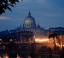 St Peter's Basilica by Tiffany Dryburgh