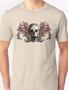 Flowering Death Red Unisex T-Shirt