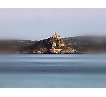 St. Michael's Mount Photographic Print