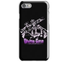 Divine Gate Anime - Arthur iPhone Case/Skin
