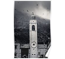 The Dark Bell Tower Poster