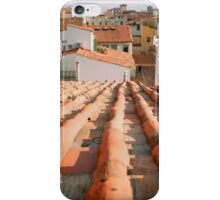 Rooftops, Florence iPhone Case/Skin