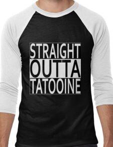 Straight Outta Tatooine Men's Baseball ¾ T-Shirt