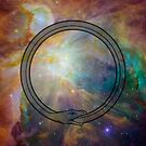 Ouroboros -  Galaxy by creepyjoe